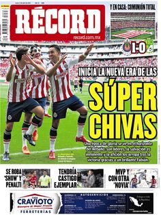 México - RÉCORD 13 de abril del 2015