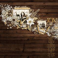 A Christmas Wonderland: Joyful by Kristin Cronin-Barrow