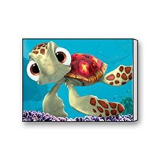 Amazon.com: Finding Nemo Custom Wall D¨¦cor Art Canvas Prints 16 x 12 Inch: Oil Paintings