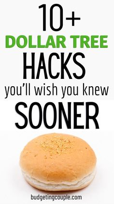 If you aren't shopping at the dollar store, you aren't shopping strategically. If you want to save money, these frugal Dollar Store hacks will help. Check out this list of items you shouldn't buy… Save Money On Groceries, Ways To Save Money, Dollar Store Hacks, Dollar Stores, Best Money Saving Tips, Saving Money, Depression Era Recipes, Budgeting Finances