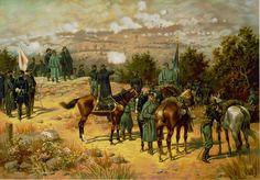 La Batalla de Chattanooga fue un decisivo combate de la Guerra Civil Estadounidense, que tuvo lugar entre los días 23 y 25 de noviembre del año de 1863. La lucha fue pugnada en Chattanooga (Tenness...