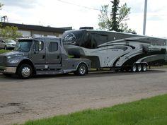 RV.Net Open Roads Forum: New 2012 Wild Cargo Toy Hauler has landed!:^)