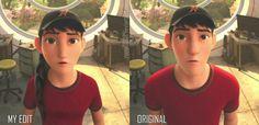 Walt Disney - Pixar by on DeviantArt Walt Disney Pixar, Disney Au, Tadashi Hamada, Baymax, Big Hero 6, Equestria Girls, Dreamworks, Mlp