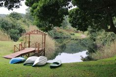 Blackwaters River Lodge, Knysna, South Africa