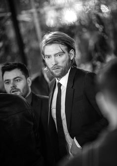 Actor Domhnall Gleeson attends the premiere of 20th Century Fox's 'The Revenant' at TCL Chinese...