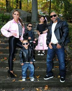 Halloween is around the corner and it's never too early to start thinking about your next kids Halloween costumes! Use this costume guide to help you DIY the best fun and educational Halloween costume ideas for your kids' costumes this year. Grease Halloween Costumes, Couples Halloween, Cute Costumes, First Halloween, Family Costumes, Halloween Kids, Costume Ideas, Grease Costumes For Kids, Nerd Costumes