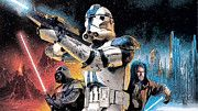 Star Wars The Poster by Star Wars Artist