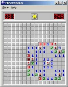 I don't think no one even knew how to PLAY this game, we just pressed random buttons