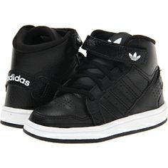 new style 61e44 09b9a Adidas originals kids ar 3 0 infant toddler black black running white