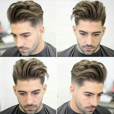 Men's Undercut Hairstyles 30 New Undercut Styles Trending Undercut Styles, Undercut Men, Mens Undercut Hairstyle, Hairstyle Braid, Pompadour Hairstyle, Undercut Pompadour, Trendy Mens Haircuts, Cool Hairstyles For Men, Boy Haircuts