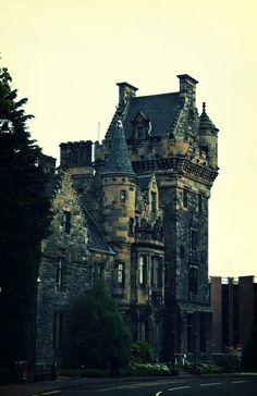 Edinburgh University.