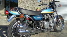 1975 Kawasaki Z1 presented as lot F238 at Las Vegas, NV 2015 - image2