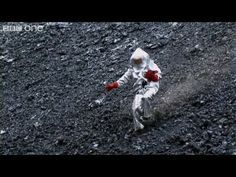More about this programme: http://www.bbc.co.uk/programmes/b012rfvr A scientist takes a big risk to get a lava sample from the rim of a lava lake.