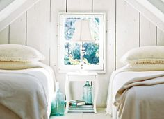 Roses and Rust: Monday Musings - Top Twenty Twin Bedrooms, via Tumblr (one of my personal faves)