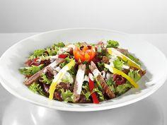 Sezar Salata Tarifi ve Malzemeleri Cobb Salad, Asparagus, Vitamins, Tacos, Food And Drink, Health Fitness, Keto, Vegetables, Ethnic Recipes