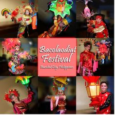 8 COLORFUL COSTUMES,MAGICAL LANTERNS | 2017 BACOLOADIAT FESTIVAL