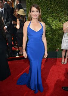 Tina Fay Emmy Awards 2013