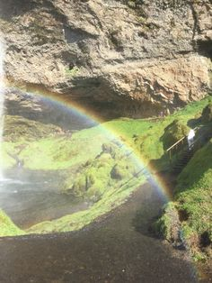 Rainbow from Iceland