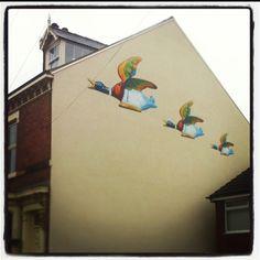 Sheffield #geese