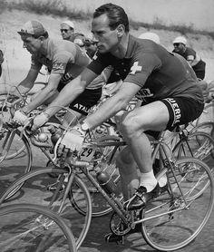 Hugo Koblet llevó una vida de éxitos y fracasos deportivos.