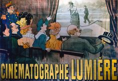 Cinematographe Lumiere Poster Free Stock Photo - Libreshot