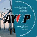 Welkom AYOP (@AYOP_Offshore) bij #TweetTaxi1