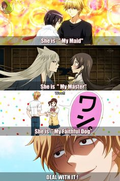 Anime you should watch~ ookami shoujo to kuro ouji ~ LoL xD ...
