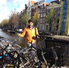@ Leidsegracht Near the canal