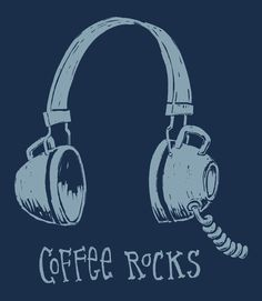 angry strongo: coffee rocks