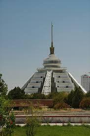 turkmenistan architecture - Google Search