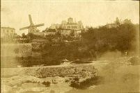 La Butte Montmartre von Hippolyte Bayard 1842