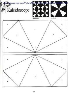 Paper Pieced Kaleidoscope - Picasa Web Albums
