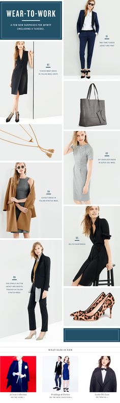 Wear-to-Work // Email Design