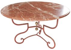Italian 19th Century Garden Dining Table