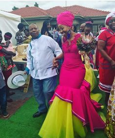 Pedi Traditional Attire, Sepedi Traditional Dresses, African Traditional Wear, African Traditional Wedding Dress, Traditional Wedding Attire, South African Wedding Dress, African Wedding Theme, African Wedding Attire, African Attire