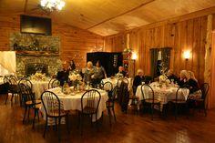 Rustic Wedding Kansas City Mellon's Banquet Hall www.mellonscommunityhall.com