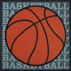Attractive Basketball Rug (3u0027 ...