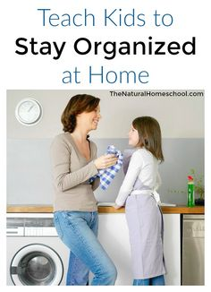 Start teaching your kid the same lessons and do your best to develop their organizational skills starting from a very early age.