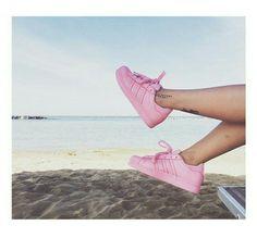 Adidas Originals Superstar Supercolor Pink