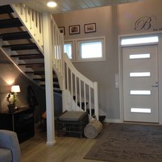. Stairs, Home Decor, Stairway, Decoration Home, Room Decor, Staircases, Home Interior Design, Ladders, Home Decoration
