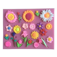 flor com forma de doce - Pesquisa Google