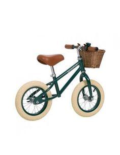 Balance Bike (green) First Go - Banwood Bikes