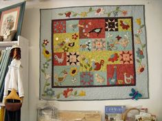 TWINKLE PATCHWORK: colcha