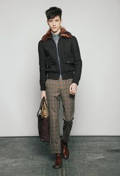 Ernest Alexander Men's Fall Winter 2015 #Menswear #Trends #Tendencias #Moda Hombre