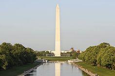 Washington Monument - Waghington, DC, US -1848 - Egyptian Revival.