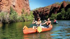 Lawn Hill NP, QLD. © Tourism and Events Queensland