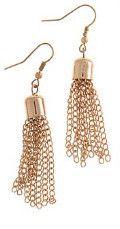 Jelly-Gold-Fish Earrings www.verdepiedra.com
