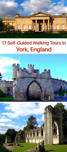 """All have heard about New York, but not all have heard about its """"prequel"""". The original York, in northeast England, has been in place since the days of the Roman Empire. Surrounded by medieval wall, """"old"""" York with York Minster (enormous 13th-century Gothic cathedral) at its heart, stands witness to many events of England's turbulent and often dramatic history."""
