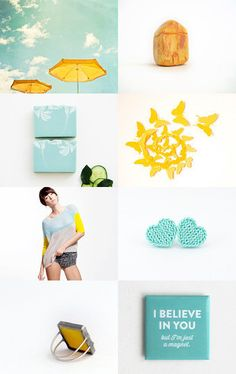 Sunny August by Anna on Etsy--Pinned with TreasuryPin.com
