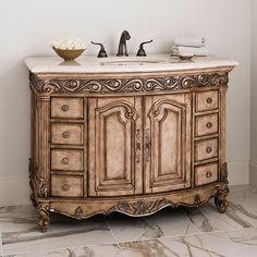 1000 images about french provincial bathroom vanities on French provincial bathroom vanities